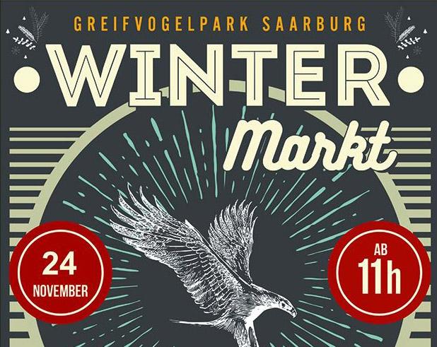 Wintermarkt Greifvogelpark